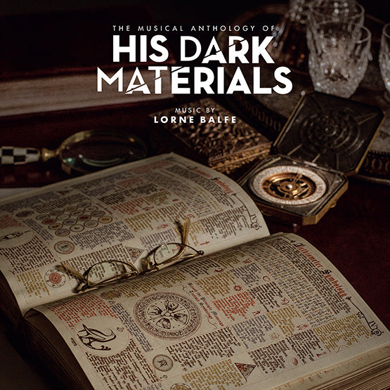The Musical Anthology of His Dark Materials Soundtrack (RSD 2020 Drop One) 2LP Vinyl Record Album