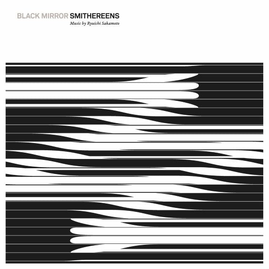 Black Mirror - Black Mirror Smithereens (RSD 2020 Drop Three) Black/White Marble Colour Vinyl Record
