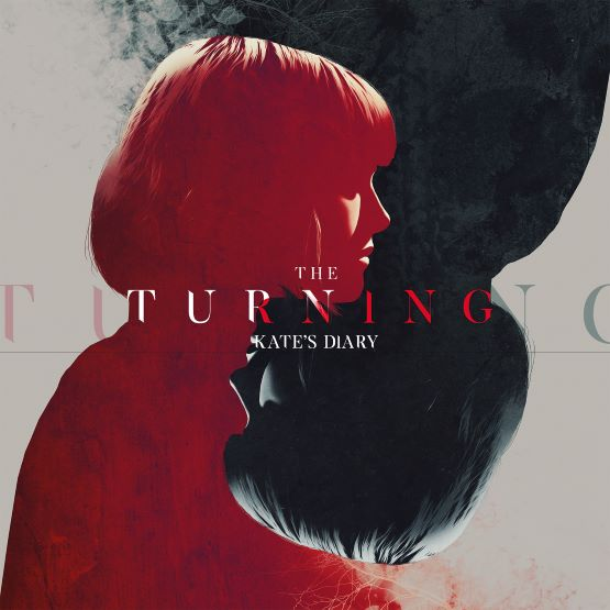 The Turning - Kate's Diary OST (RSD 2020 Drop Three) Dark Red/Black Marble Colour Vinyl