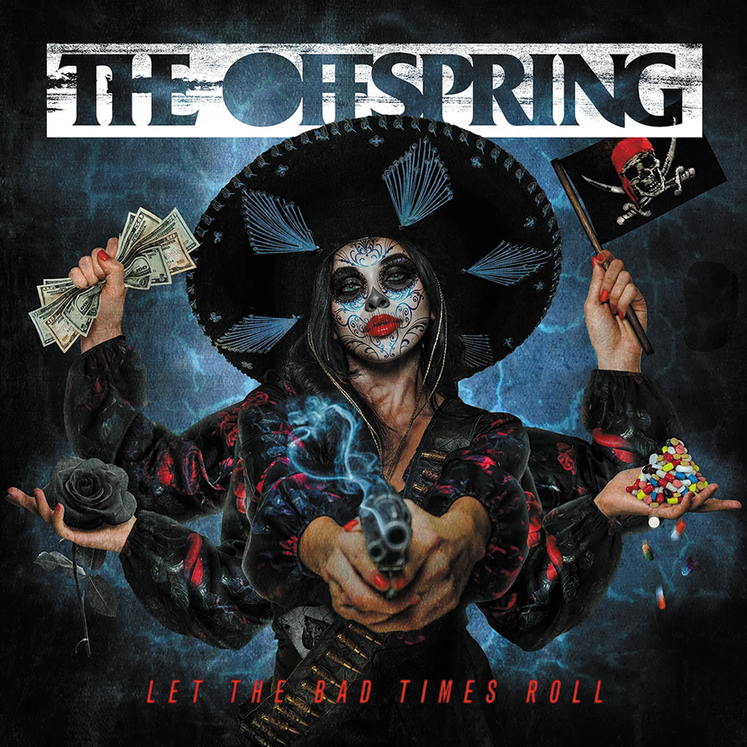 The Offspring	Let The Bad Times Roll Limited Edition Orange Crush Colour Vinyl Record