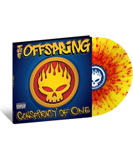 The Offspring – Conspiracy Of One Anniversary Deluxe Edition Splatter Vinyl Record Album
