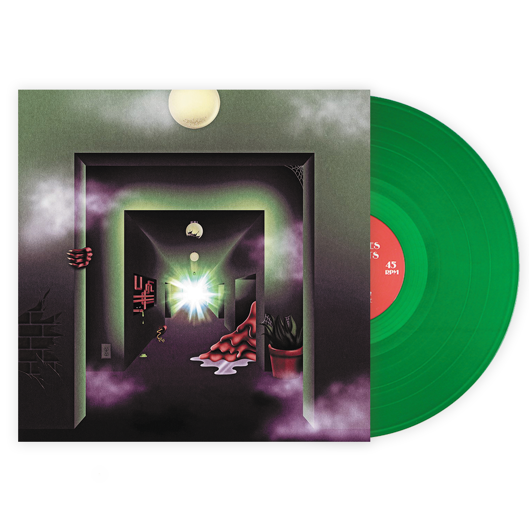 Thee Oh Sees - A Weird Exit LRS Limited Green Colour Vinyl Record