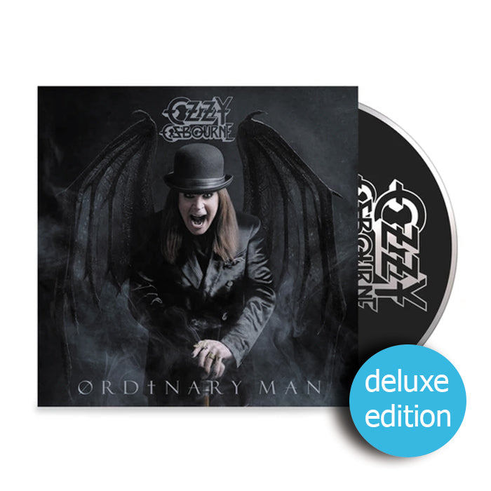 Ozzy Osbourne - Ordinary Man Deluxe CD Album