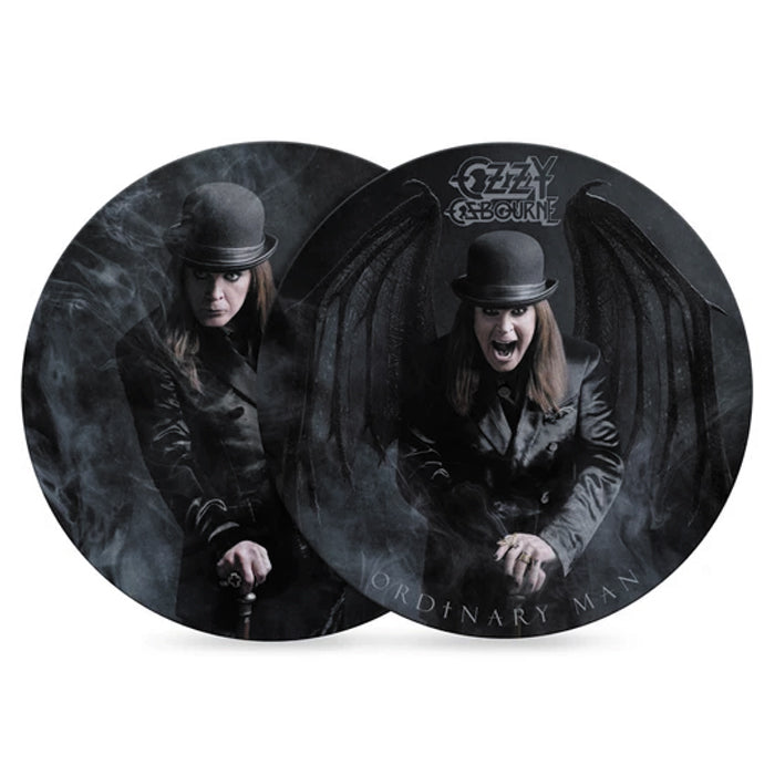 Ozzy Osbourne - Ordinary Man Limited Edition Picture Disc Vinyl Record Album