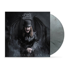 Ozzy Osbourne - Ordinary Man Deluxe 140g Black Grey White Splatter Colour Vinyl Record Album