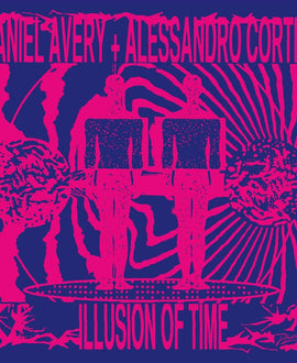 Daniel Avery & Alessandro Cortini	- Illusion Of Time (Love Record Stores) Limited Edition Colour Vinyl Record