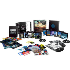 Pink Floyd - The Later Years 1987 - 2019 Super Deluxe CD Vinyl DVD Book Box Set