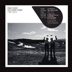 Pink Floyd - The Later Years 1987 - 2019 (Digipack+24 pg booklet) CD Album