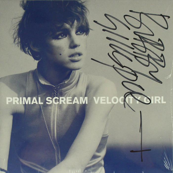 "Primal Scream - Velocity Girl Limited Edition Signed 7"" Vinyl, Pre-order, X-Records"