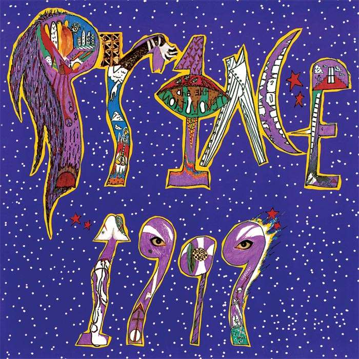 Prince - 1999 (2019 Remaster) 4 panel softpack CD Album