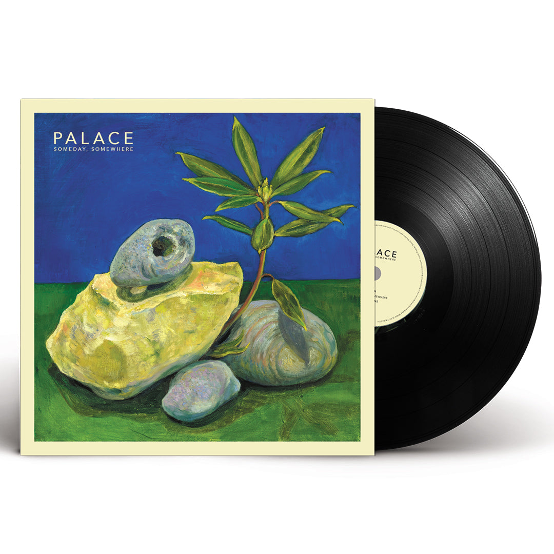 "Palace - Someday, Somewhere Limited Edition 12"" Vinyl Record"