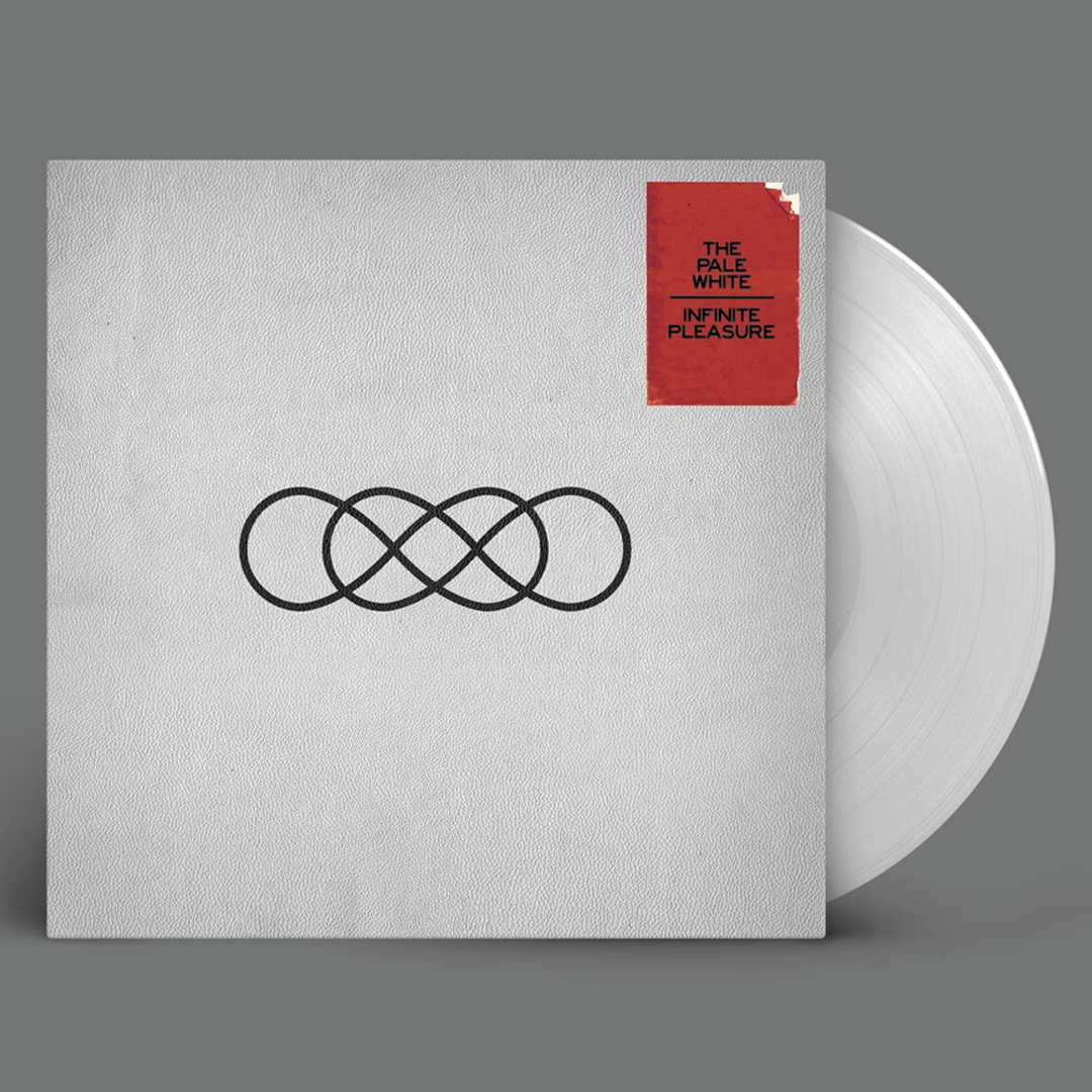 The Pale White - Infinite Pleasure Limited Edition White Colour Vinyl Record Album