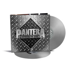Pantera ‎– Reinventing The Steel Deluxe Edition 2LP Silver Colour Vinyl Record Album