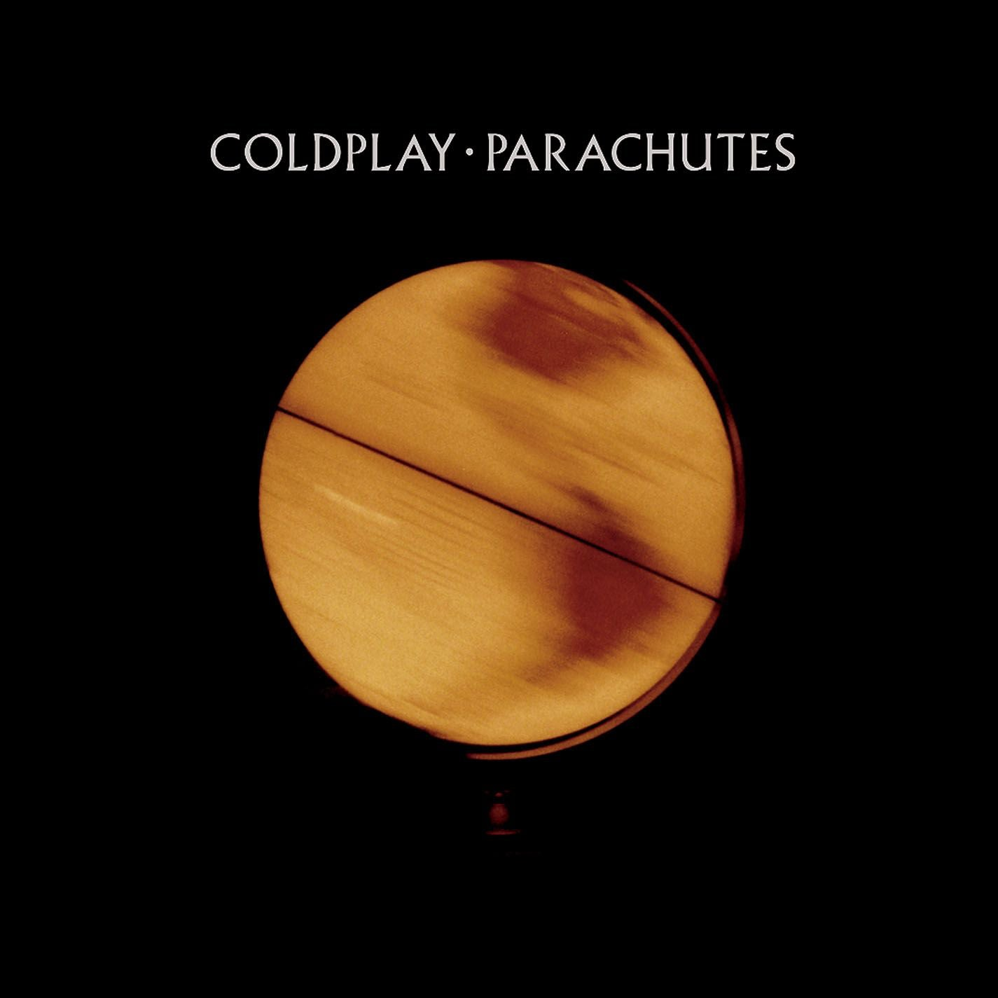 Coldplay - Parachutes 20th Anniversary 180g Yellow Vinyl Record Album