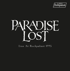 Paradise Lost - Live At Rockpalast (RSD 2020 Drop Two) 2LP White Colour Vinyl Record Album