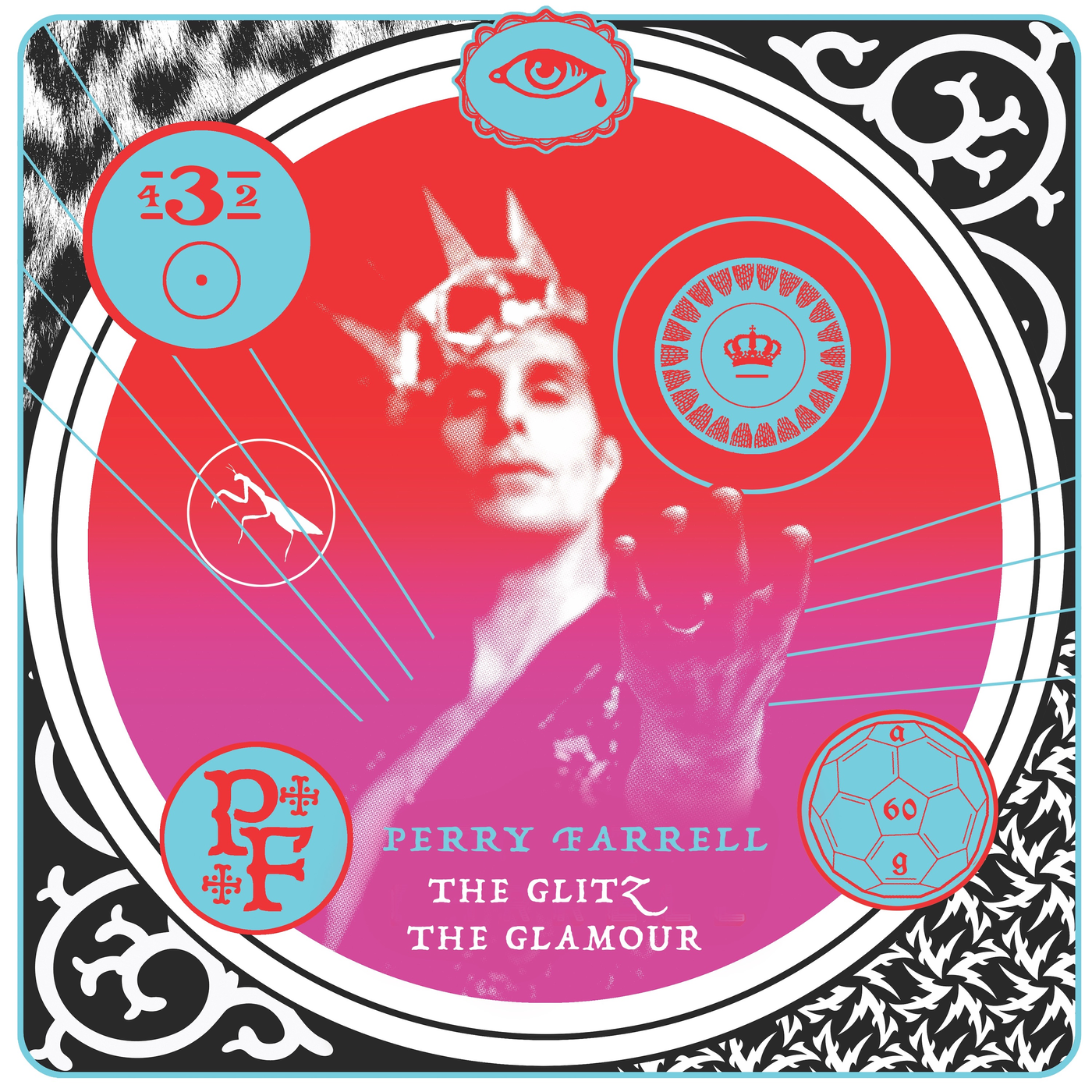 Perry Farrell - The Glitz; The Glamour Limited Edition 8xCD Box Set