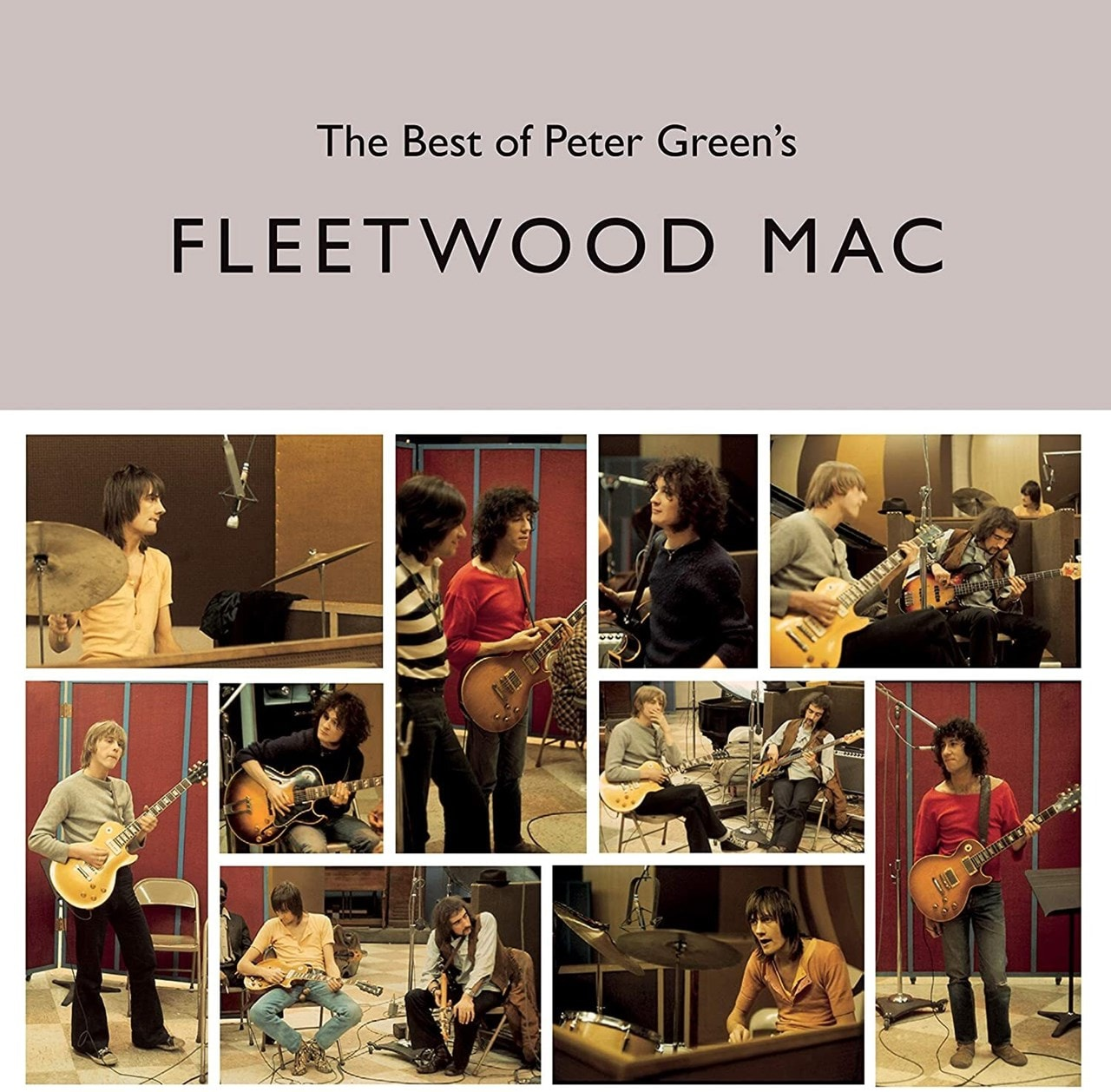 Fleetwood Mac - The Best of Peter Green's Fleetwood Mac 2LP Vinyl Record Album