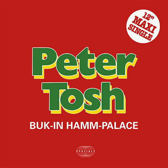 "Peter Tosh - Buk-In-Hamm Palace (RSD 2020 Drop Two) 12"" Vinyl Record"