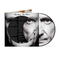 Phil Collins - Face Value 40th Anniversary Picture Disc Vinyl Record Album