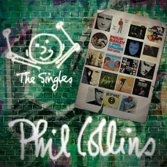 Phil Collins ‎– The Singles 2LP Vinyl Record Album