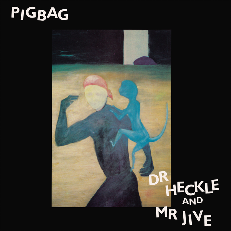 Pigbag - Dr Heckle & Mr Jive (RSD 2020 Drop One) 2LP Vinyl Record Album