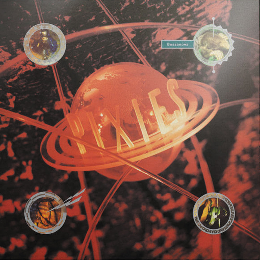 Pixies - Bossanova 30th Anniversary Red Colour Vinyl Record Album