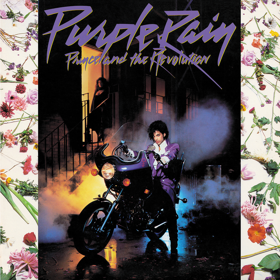 Prince And The Revolution ‎– Purple Rain 180g Vinyl Record Album