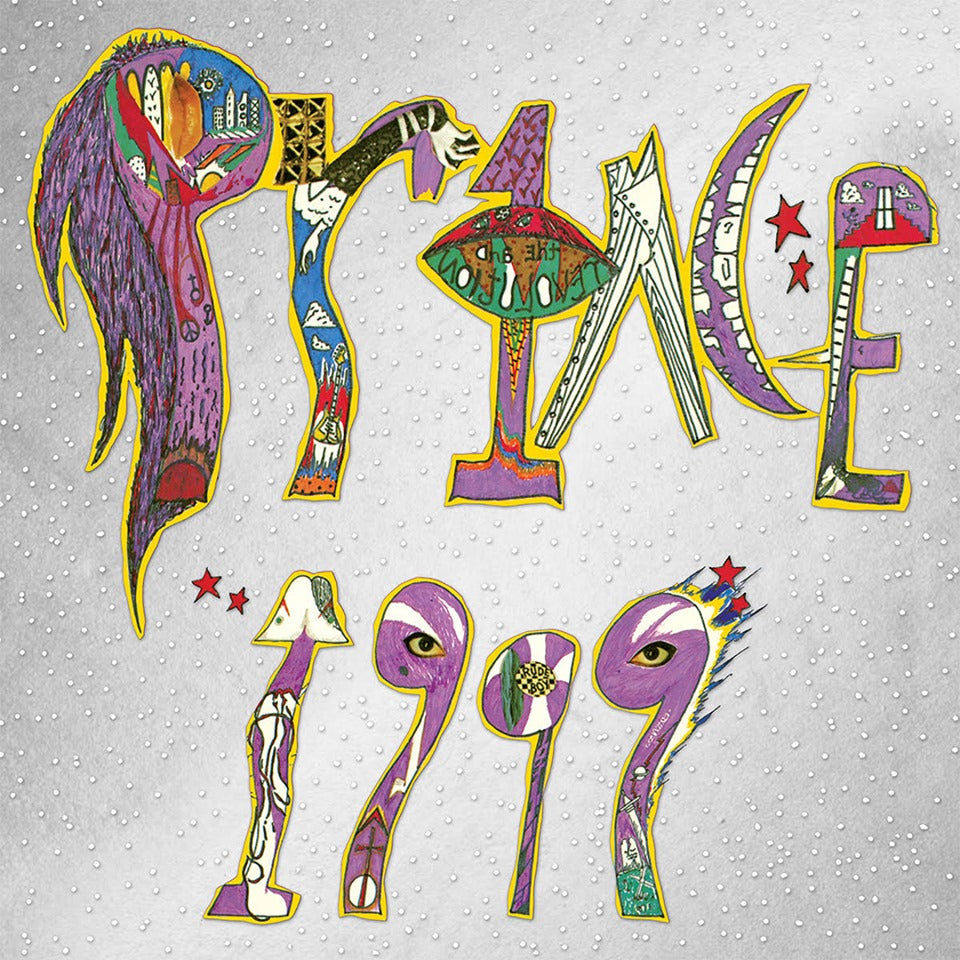 Prince - 1999 (2019 Remaster) Super Deluxe Edition 10LP + DVD Box Set