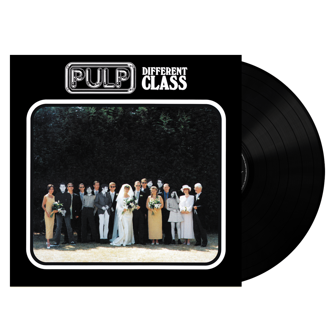Pulp ‎– Different Class Vinyl Record Album