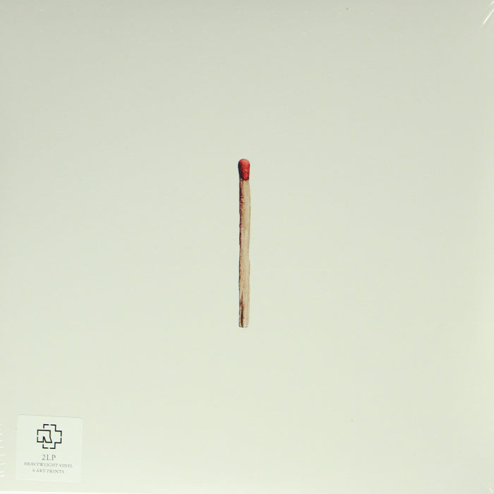 Rammstein ‎– Rammstein Untitled 2019 Limited Edition 180g 2LP Vinyl Record, Vinyl, X-Records
