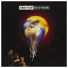 Robert Plant ‎– Fate Of Nations RSD 2019 Limited Edition Vinyl Record