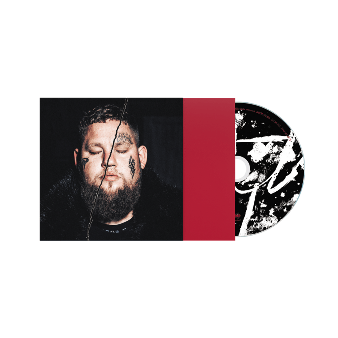 Rag'n'Bone Man - Life By Misadventure CD Album