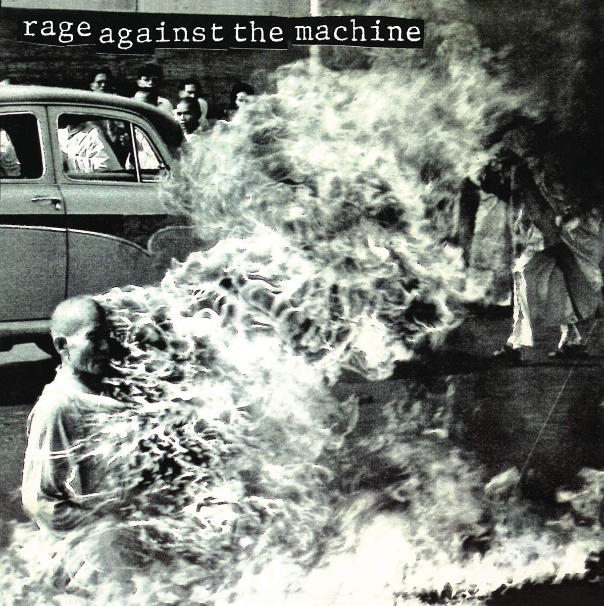Rage Against The Machine ‎– Rage Against The Machine 180g Vinyl Record Album