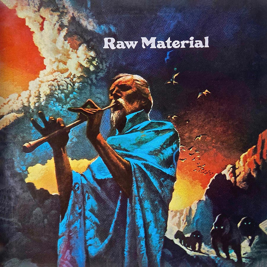 Raw Material - Raw Material (RSD 2020 Drop One) 2LP Vinyl Record Album