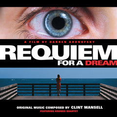 Clint Mansell & Kronos Quartet - Requiem For A Dream 140g High Performance 2LP Vinyl Record Album