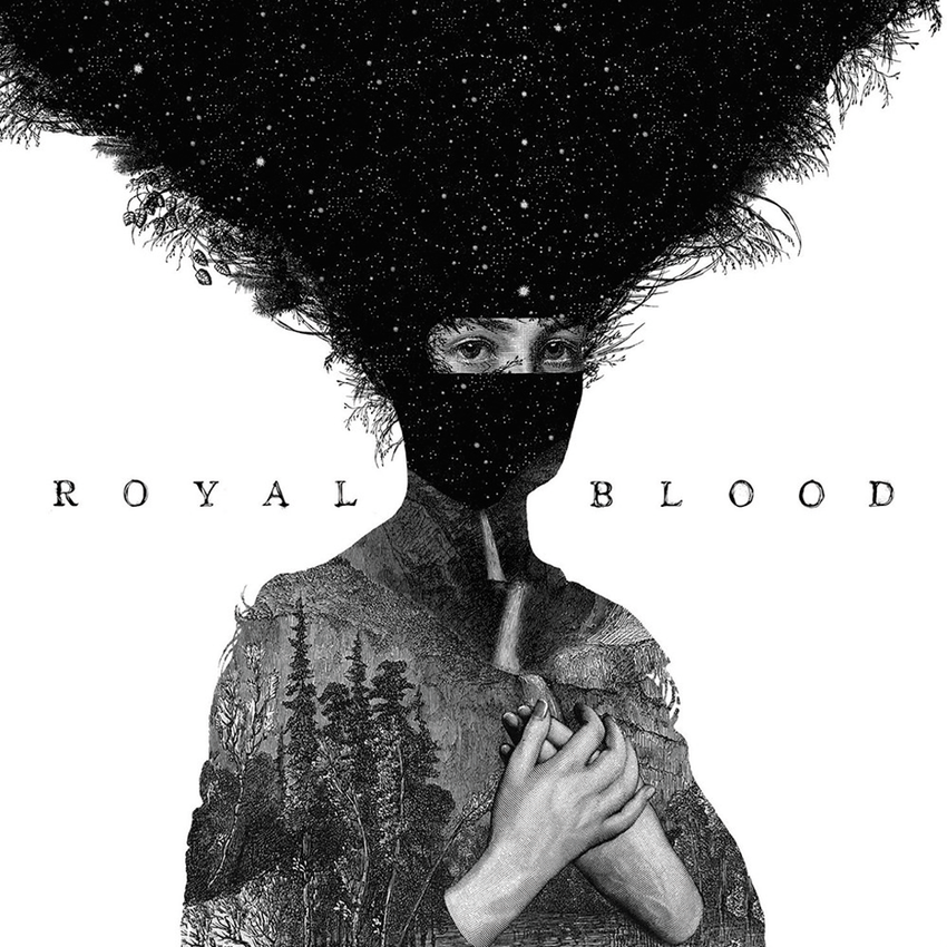 Royal Blood – Royal Blood Vinyl Record Album