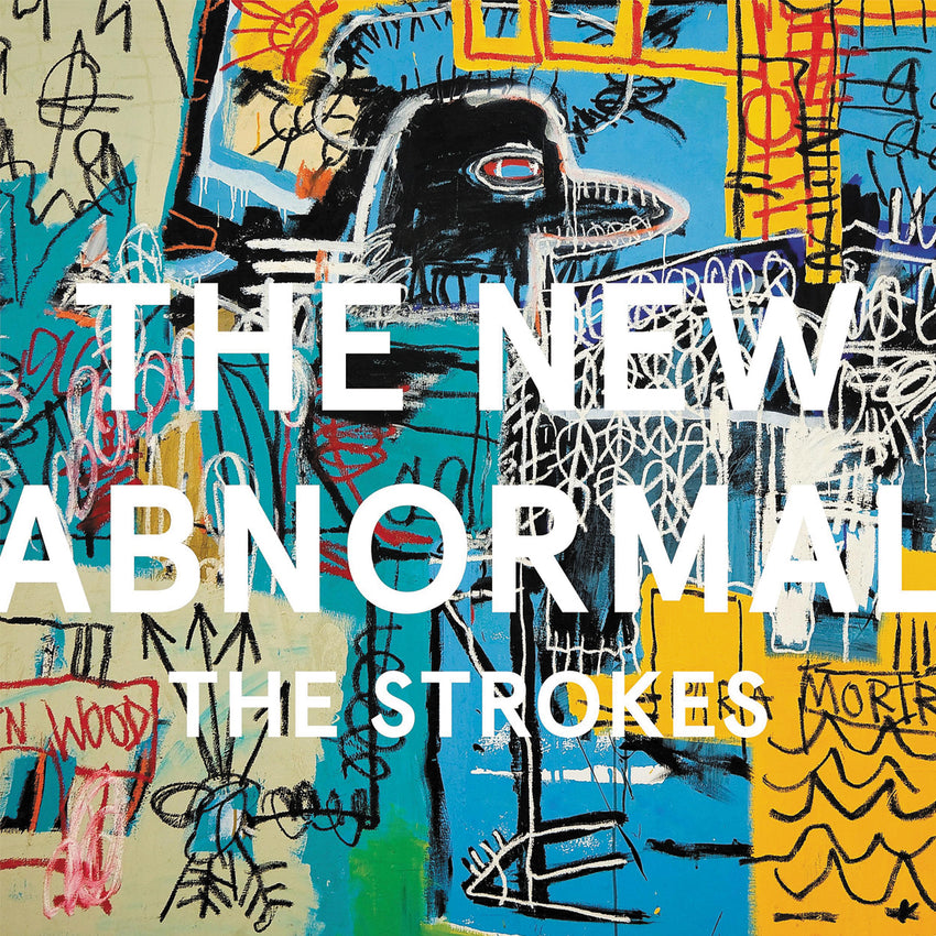 The Strokes - The New Abnormal CD Album