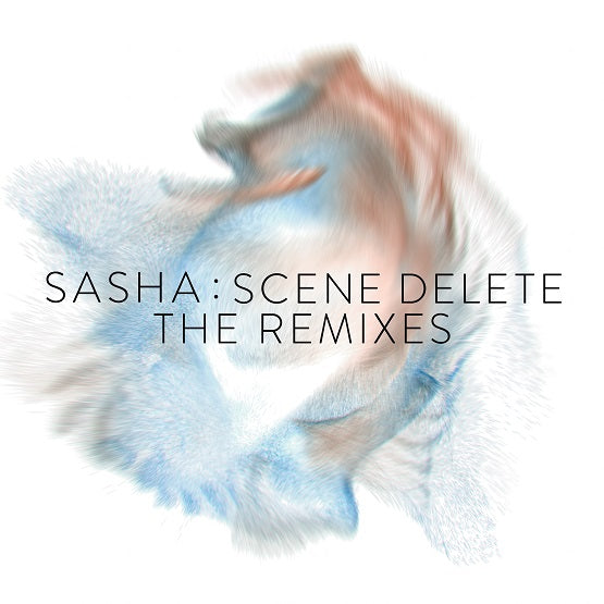 Sasha - Scene Delete : The Remixes (RSD 2020 Drop One) 2LP White Colour Vinyl Record Album
