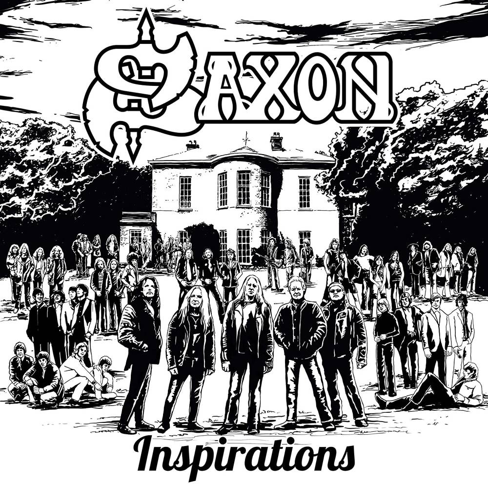 Saxon - Inspirations Vinyl Record Album