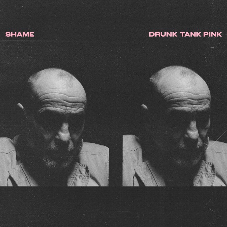 Shame - Drunk Tank Pink Limited Edition Galaxy Pink Colour Vinyl Record Album + Signed Insert