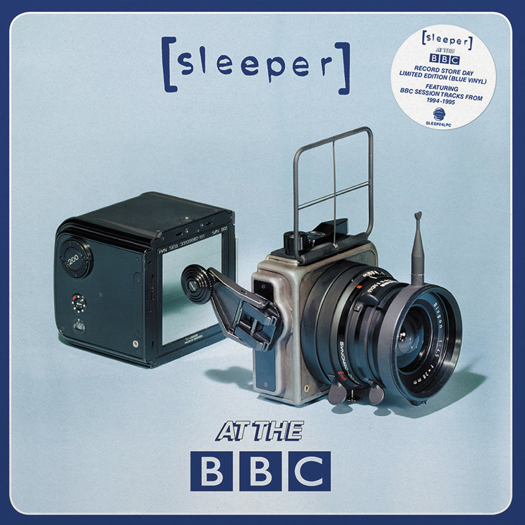 Sleeper - At The BBC LRS Limited Blue Colour Vinyl Record Album