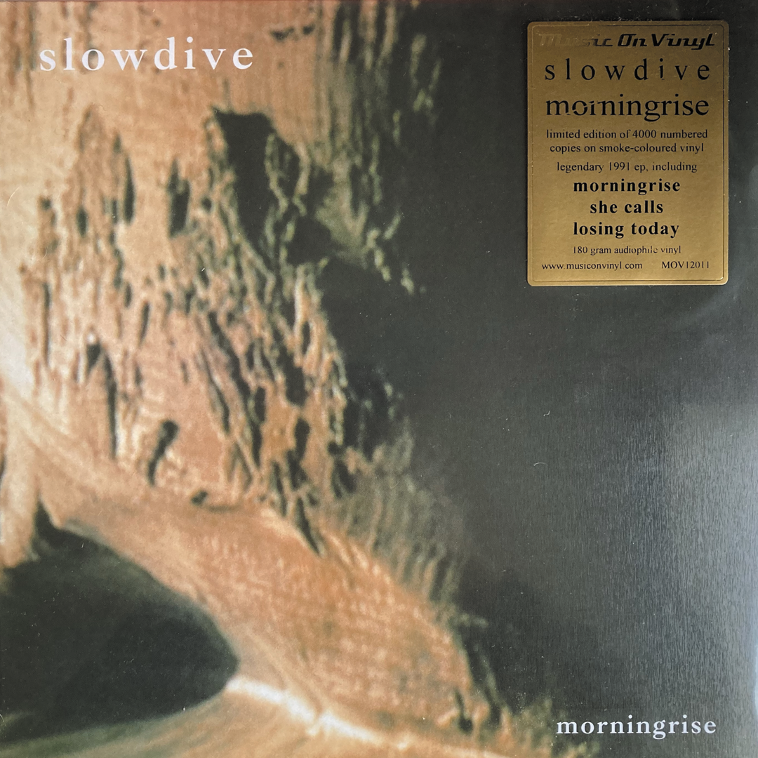 Slowdive - Morningrise Limited Edition Smoke Colour Vinyl Record Album