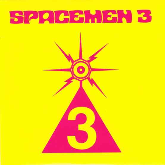 Spacemen 3 - Threebie 3 (RSD 2020 Drop One) 180g Yellow Colour Vinyl Record Album