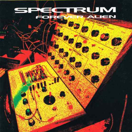 Spectrum - Forever Alien (RSD 2020 Drop One) 2LP 180g Orange Colour Vinyl Record