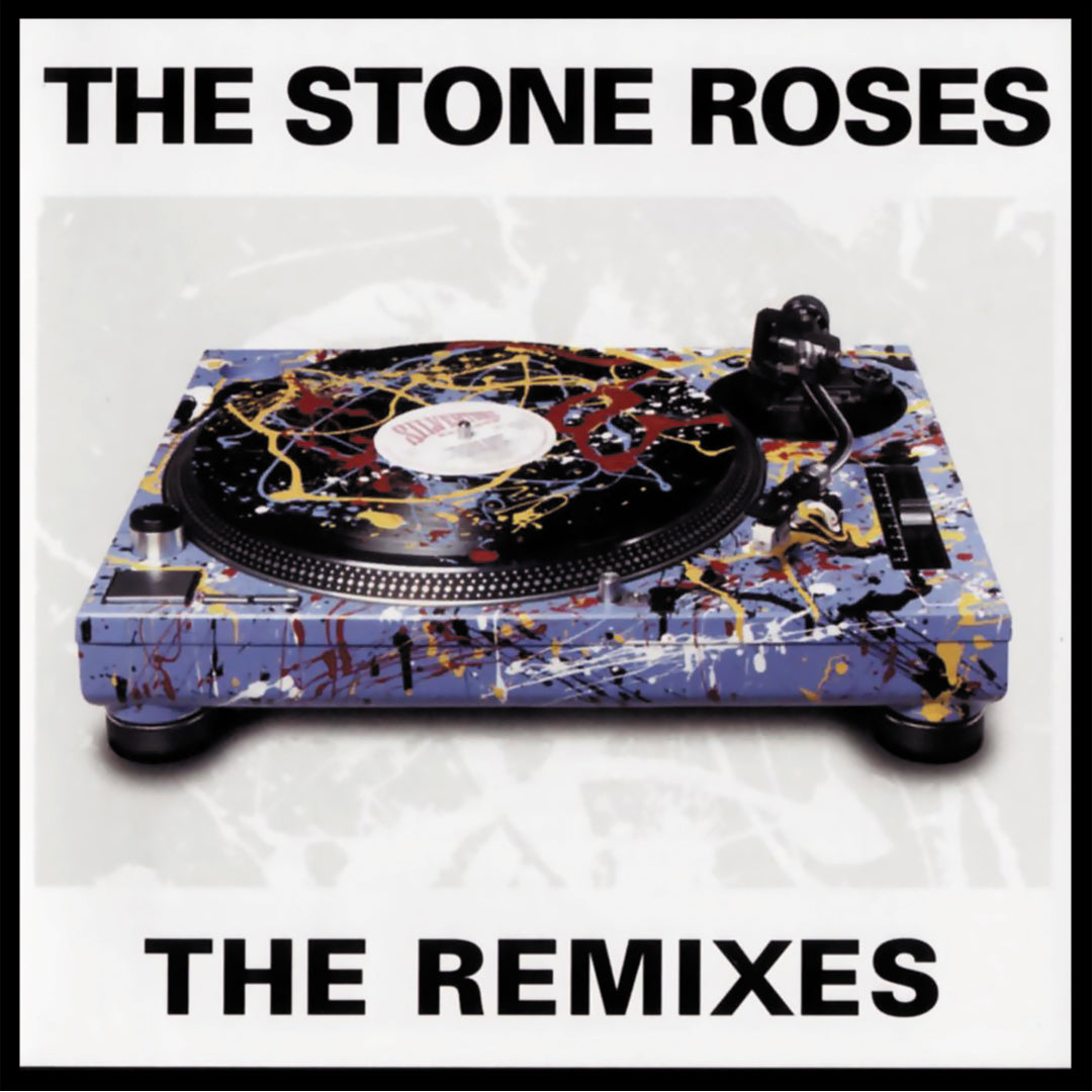 The Stone Roses - Remixes 2LP Colour Vinyl Record Album