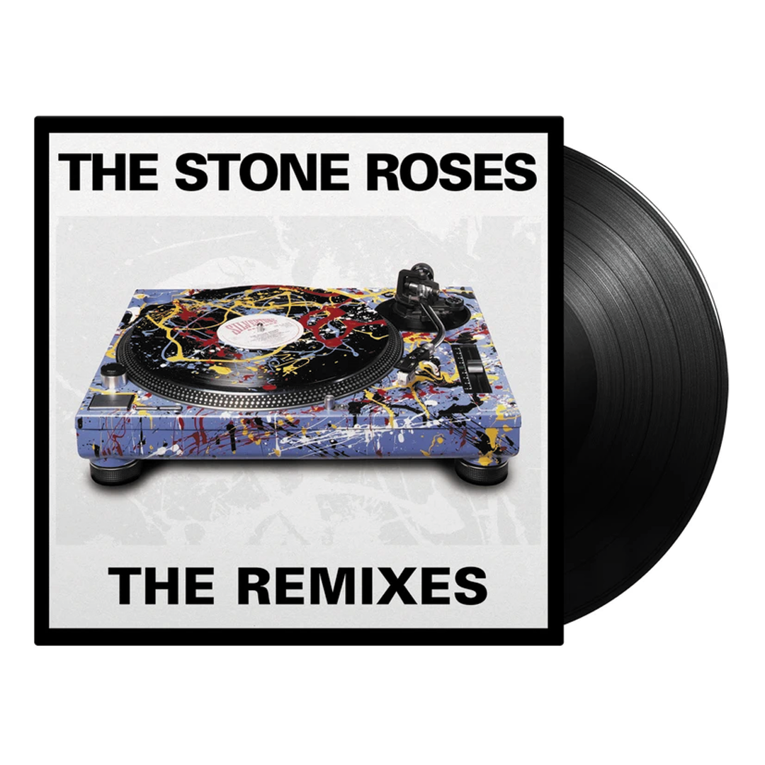 The Stone Roses - Remixes 2LP 180g Vinyl Record Album