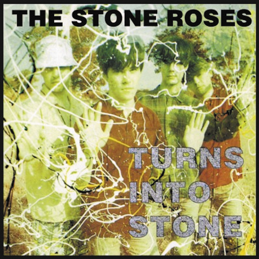 The Stone Roses ‎– Turns Into Stone 180g Compilation Vinyl Record Album