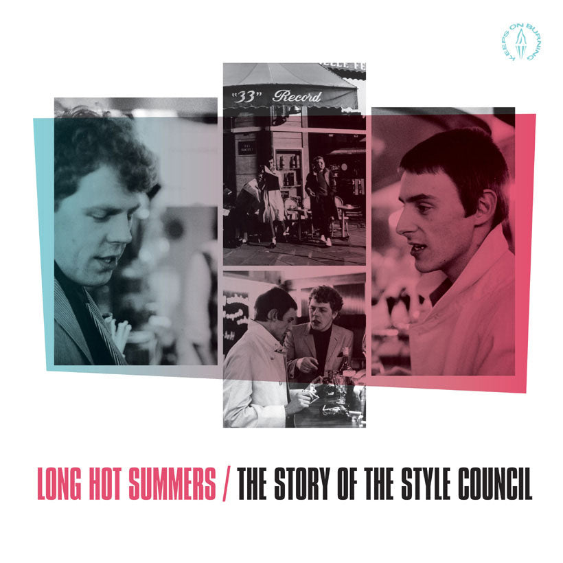 The Style Council - Long Hot Summers: The Story Of The Style Council 3LP Triple Vinyl Record Album
