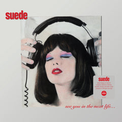 Suede - See You In The Next Life (RSD 2020 Drop One) 180g Red Colour Vinyl Record