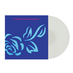 The Wedding Present - Tommy Limited Edition Blue Colour Vinyl Record Album, Vinyl, X-Records